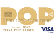 POP Visa Gold
