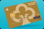 Säästöpankki Visa Gold Credit/Debit