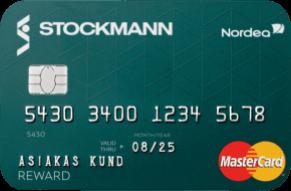 Stockmann Mastercard Luottokortti