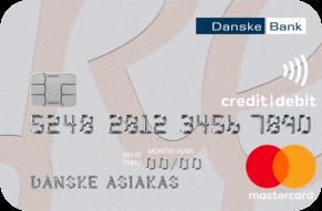 Danske Bank Mastercard Platinum luottokortti