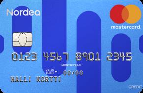 Nordea Credit Luottokortti