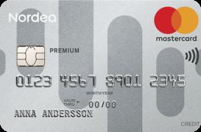 Nordea Premium Luottokortti